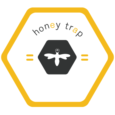 honey trap 山形店Logo